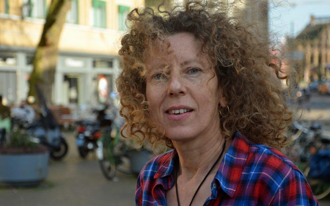 levensverhalen op van transgenderouderen. Foto: Agnes Jansen.