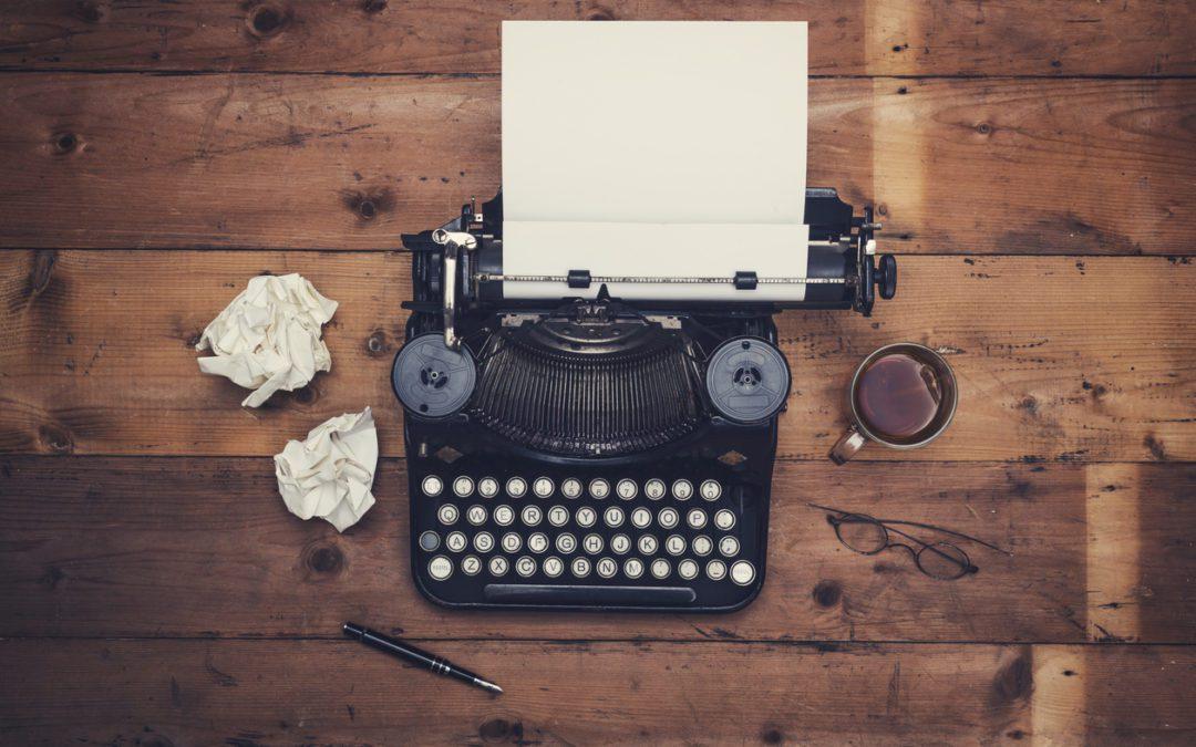 Vacature tekstredacteur (24 uur)
