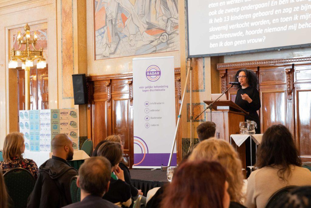 Nancy Jouwe - Unboxing Gender & Veiligheid Rotterdam