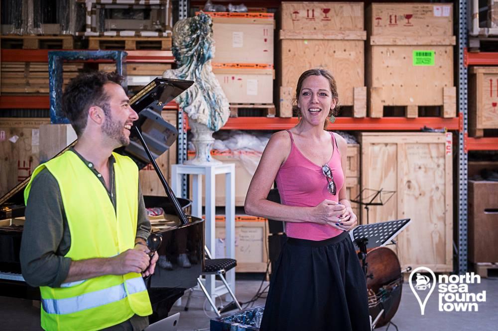 North Sea Round Town: jazz voor een inclusieve samenleving