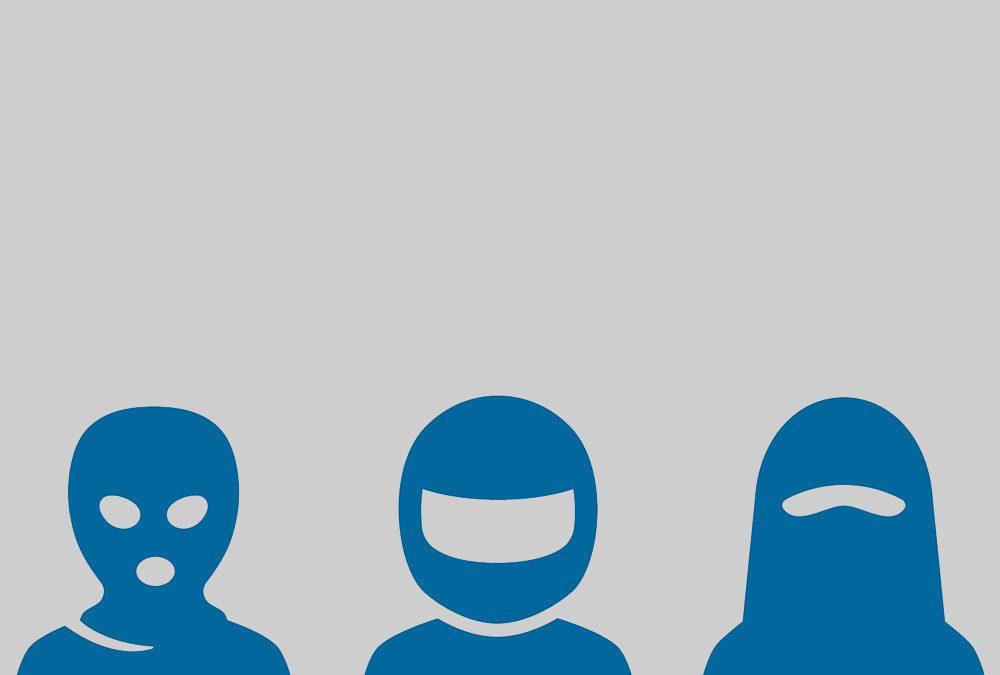 5 vragen over…  Het gedeeltelijk verbod op gezichtsbedekkende kleding