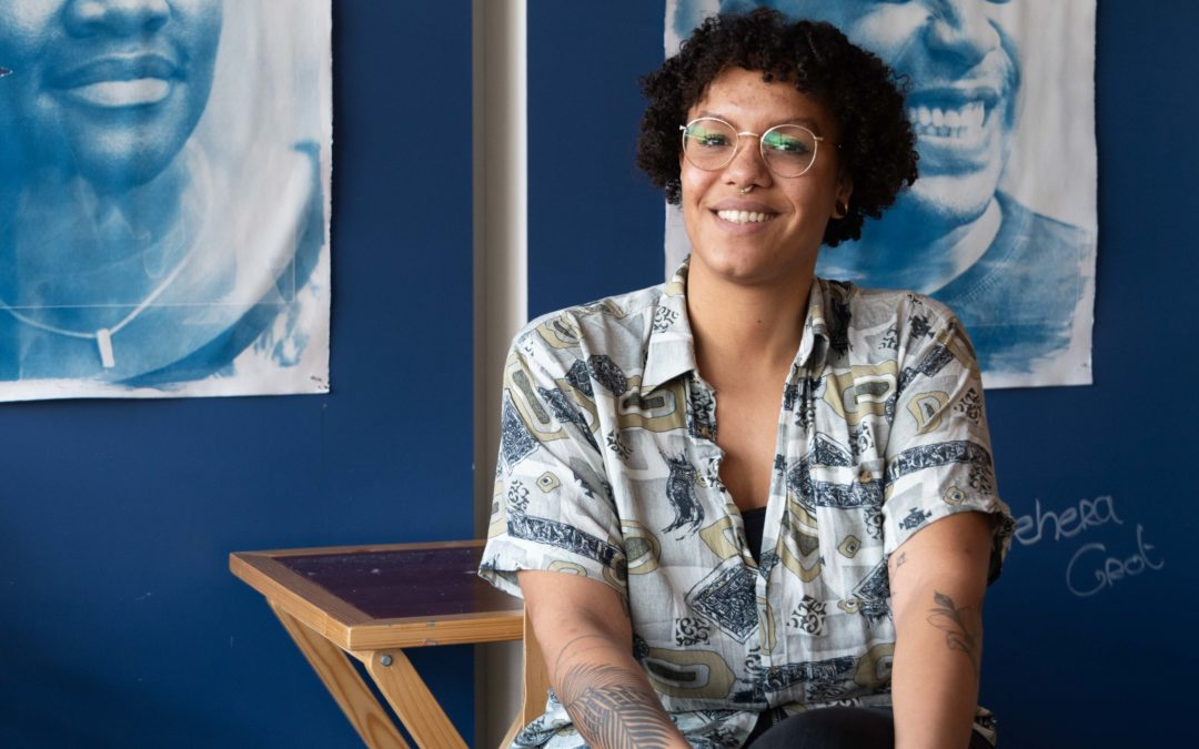 Lisa McCray brengt intersectionaliteit in het HipHopHuis in de praktijk