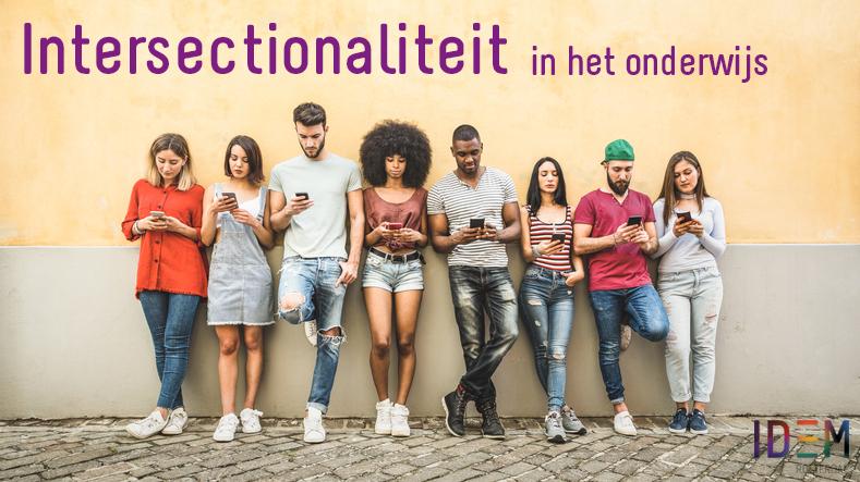 Intersectionaliteit in het onderwijs: verdieping tijdens digitaal Kennisatelier