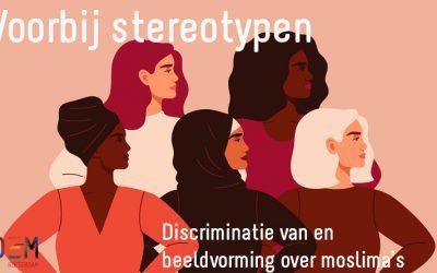 Voorbij stereotypen – Discriminatie van en beeldvorming over moslima's  (verslag)