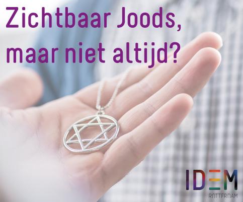 Verslag Online Kennisatelier: Zichtbaar Joods, maar niet altijd