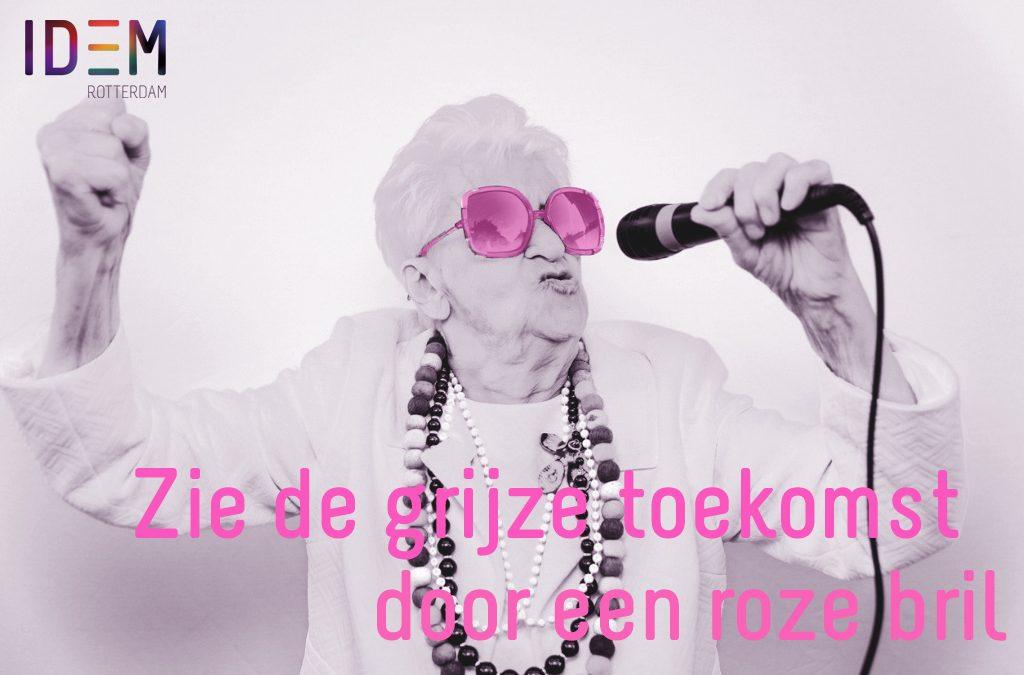 Verslag Kennisatelier inclusie van LHBTIQ+-ouderen
