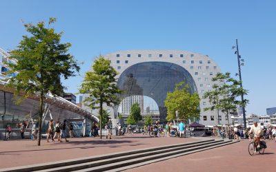 """Koen van Laar: """"De openbare ruimte moet voor álle Rotterdammers zijn"""""""