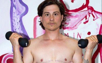 Romy Rockx biedt met Queer Gym een veilige sportplek, zonder aannames